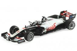 HAAS VF-20 Formula 1 2020 Romain Grosjean - Minichamps Escala 1:43 (417200008)