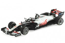 HAAS VF-20 Formula 1 2020 Romain Grosjean - Minichamps Scale 1:43 (417200008)