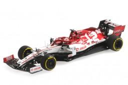 ALFA ROEMO C39 Formula 1 2020 Antonio Giovinazzi - Minichamps Scale 1:43 (417200099)