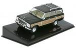 JEEP Grand Wagoner 4WD 1989 - Ixo Escala 1:43 (CLC328N)