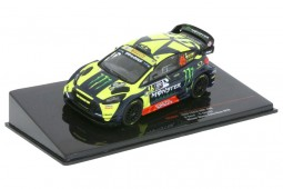 FORD Fiesta WRC Winner Rally Monza 2019 V. Rossi / C. Cassina - Ixo Scale 1:43 (RAM694)