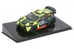 FORD Fiesta WRC Ganador Rally Monza 2019 V. Rossi / C. Cassina - Ixo Escala 1:43 (RAM694)