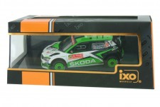 SKODA Fabia R5 Evo Rally Portugal 2019 J. Kopecky / P. Dresler - Ixo Escala 1:43 (RAM717)