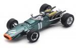 BRM P133 2nd GP Formula 1 Belgica 1968 Pedro Rodriguez - Spark Escala 1:43 (s5700)