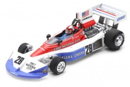 PENSKE PC3 GP Formula 1 South Africa 1976 John Watson - Spark Escala 1:43 (s7225)