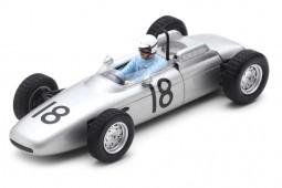 PORSCHE 804 GP Formula Italia 1962 Jo Bonnier - Spark Escala 1:43 (s7516)