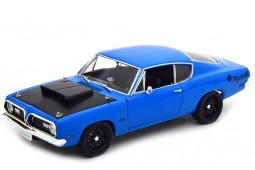 PLYMOUTH Barracuda Hemi Street Fighter 1969 - ACME Escala 1:18 (A1806117)