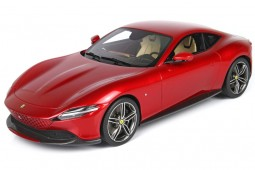 FERRARI Roma 2020 Rosso Portofino - BBR Models Escala 1:18 (P18185C)