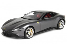 FERRARI Roma 2020 Grigio Titanio - BBR Models Escala 1:18 (P18185A)