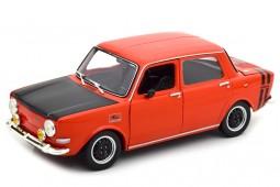 SIMCA 1000 Rally 1971 Orange - Norev Escala 1:18 (185700)