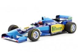 BENETTON B195 F1 World Champion GP Pacific 1995 M. Schumacher - Minichamps Scale 1:18 (510953301)