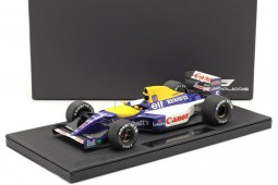 WILLIAMS FW14B Campeon del Mundo F1 1992 Nigel Mansell - GP Replicas Escala 1:18 (GP50A)
