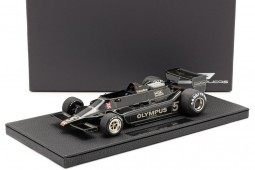 LOTUS Ford 79 Campeon del Mundo F1 1978 Mario Andretti - GP Replicas Escala 1:18 (GP54A)