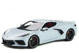 CHEVROLET Corvette 2020 Cermaic Grey - GT Spirit Escala 1:18 (GT835)