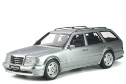 MERCEDES-Benz AMG E Class E36 (S124) 1995 Plata - OttoMobile Escala 1:18 (OT889)