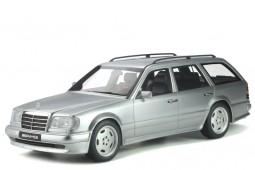 MERCEDES-Benz AMG E Class E36 (S124) 1995 Silver - OttoMobile Scale 1:18 (OT889)