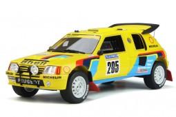 PEUGEOT 205 T16 Ganador Rally Dakar 1987 Vatanen / Giroux - OttoMobile Scale 1:18 (OT354)