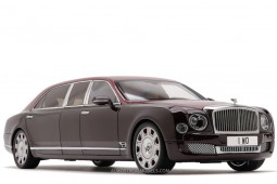 BENTLEY Mulsanne Grand Limousine by Mulliner 2017 - Almost Real Escala 1:18 (ALM830604)