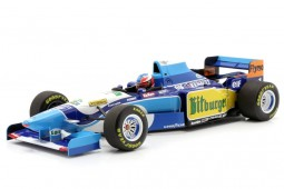 BENETTON B195 Campeon del Mundo F1 1995 Michael Schumacher - Minichamps Escala 1:18 (510952301)
