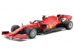FERRARI SF1000 GP Formula 1 Austria 2020 Sebastian Vettel - Bburago Escala 1:18 (18-16808V)