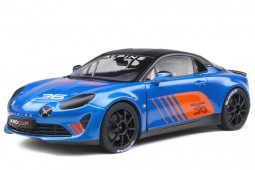 ALPINE A110 Cup Launch Livery 2019 - Solido Scale 1:18 (S1801605)