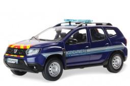 DACIA Duster MK2 Gendarmerie 2018 - Solido Escala 1:18 (S1804603)