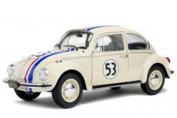 VOLKSWAGEN Beetle Herbie 1973 - Solido Escala 1:18 (S1800505)
