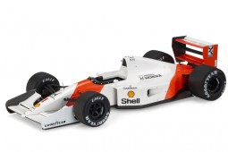 McLaren F1 Honda MP4/7 1992 Ayrton Senna - GP Replicas Escala 1:18 (GP39B)