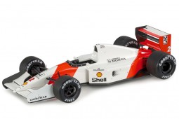 McLaren F1 Honda MP4/7 1992 Gerard Berger - GP Replicas Escala 1:18 (GP39B)