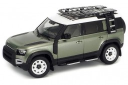 LAND ROVER New Defender 110 With Roof Pack 2020 - Almost Real Scale 1:18 (ALM81804)