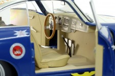 PORSCHE 356 Super Carrera Panamericana 153 M. Lippmann - Solido Escala 1:18 (S1802803)