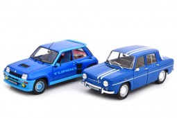 SET Renault R5 Turbo / Renault R8 Gordini - Solido Escala 1:18 (S180005)