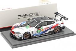 BMW M8 24h LeMans 2019 Catsburg / Tomczyk / Eng - TSM Models Scale 1:43 (TSM430473)