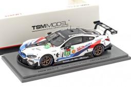 BMW M8 24h LeMans 2019 Farfus / Da Costa / Krohn - TSM Models Scale 1:43 (TSM430473)