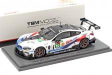 BMW M8 24h LeMans 2019 Farfus / Da Costa / Krohn - TSM Models Escala 1:43 (TSM430473)
