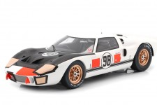 FORD MKII Ganador Daytona 1966 K. Miles / L. Ruby - Spark Escala 1:18 (18DA66)