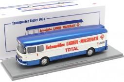 SAVIEM Transporter 1974 F1 Team Ligier - Spark Escala 1:43 (s2698)