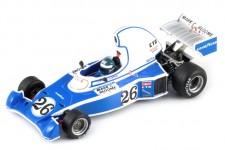 LIGIER JS5 GP Formula 1 Long Beach 1976 Jaques Laffite - Spark Models Escala 1:43 (s1630)