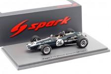 EAGLE T1G Ganador GP F1 Belgium 1967 Dan Gurney - Spark Escala 1:43 (s2399)