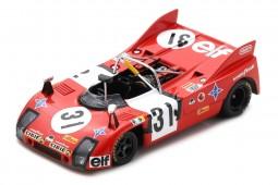 PORSCHE 908/03 24h LeMans 1974 Torredemer / Fernandez / Tramont - Spark Escala 1:43 (s4742)