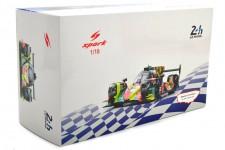 REBELLION R13 4th 24h LeMans 2019 Senna / Lotterer / Jani - Spark Escala 1:18 (18s427)