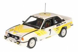 OPEL Ascona B400 - nº7 Rally Suecia 1980 - Kullang / Berglund