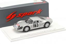 PORSCHE 904 Carrera GTS Rally Monte Carlo 1965 Toivonen / Jarvi - Spark Scale 1:43 (s0906)