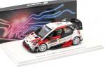 TOYOTA Yaris WRC 3rd Rally MonteCarlo 2020 E. Evans / S. Martin - Spark Scale 1:43 (s6552)