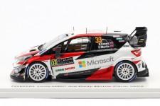TOYOTA Yaris WRC 3rd Rally MonteCarlo 2020 E. Evans / S. Martin - Spark Escala 1:43 (s6552)