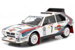 LANCIA Delta S4 Winner Rally MonteCarlo 1986 Toivonen / Cresto - Ixo Scale 1:18 (18RMC046A)