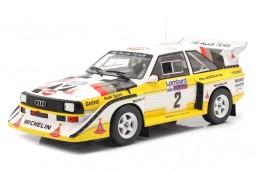 AUDI Sport Quattro S1 Lombard RAC Rallye 1985 Mikkola / Hertz - Ixo Scale 1:18 (18RMC048A)