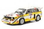 AUDI Sport Quattro S1 Lombard RAC Rallye 1985 Rohrl / Short - Ixo Scale 1:18 (18RMC048B)