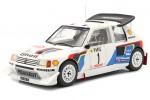 PEUGEOT 205 T16 2nd Rally MonteCarlo 1986 Salonen / Harjanne - Ixo Scale 1:18 (18RMC049A)