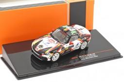 FIAT Abarth 124 RGT Rally MonteCarlo 2020 Caprasse / Herman - Ixo Scale 1:43 (RAM753)